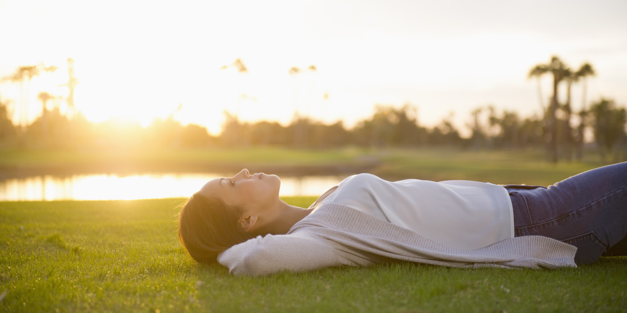 Seven steps to less stress and less breakouts -